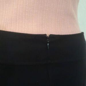 Banana Republic Skirts - Banana Republic Black Stretch Mini Skirt - Size 6